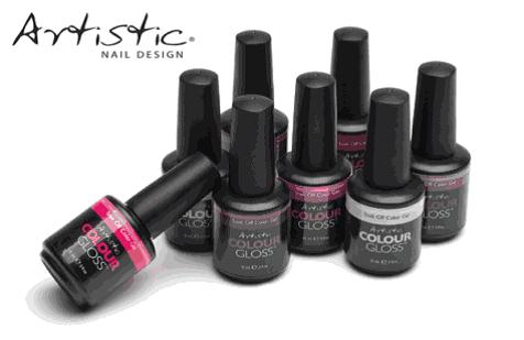 Colour Gloss gel polish